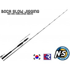 Boca Slow Jigging B-642H2MF Black Hole