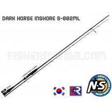 Dark Horse Inshore S-802ML 2.44m Black Hole
