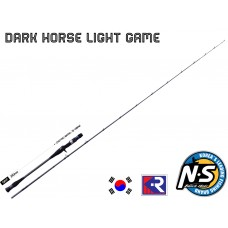 Dark Horse Light Game S-68RM 60г-180г 2.03m Black Hole