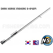 Dark Horse Inshore S-842M 2.54m Black Hole
