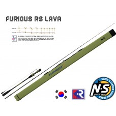 Furious RS B-692RM Lava Edition Black Hole
