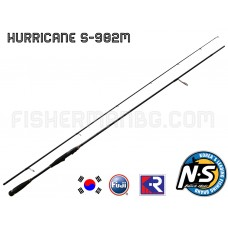 Hurricane S-902M Black Hole