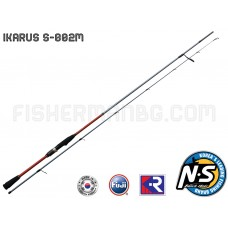 Ikarus KR S-802M Black Hole