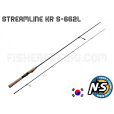 Streamline KR S-662L 1.98 Black Hole