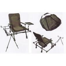 Стол LUX със стойка и маса Fisherman Club