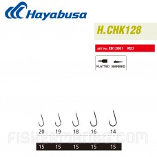 Куки Hayabusa 128 Red/Nickel
