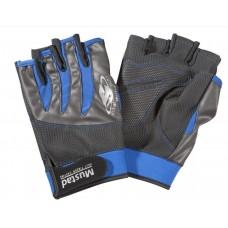 Ръкавици за Спининг Half Finger Mustad