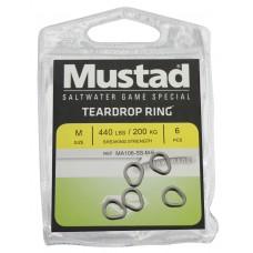 Ринг Teardrop Ring Mustad