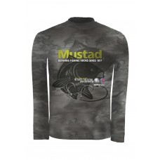 Тениска с UV защита 30 фактор Mustad Day Perfect Carp