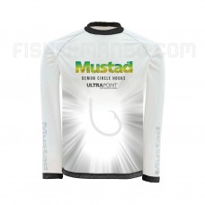 Тениска с UV защита 30 фактор Mustad Day Perfect Tuna