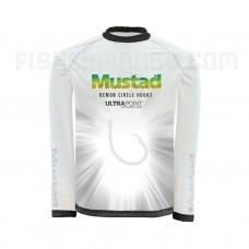 Тениска с UV защита 30 фактор Mustad Day Perfect Tuna