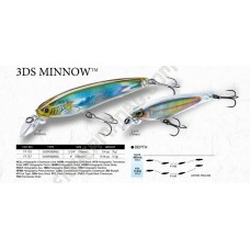 Воблер F1157 3DS Minnow (SP) 10см/17гр Yo-Zuri