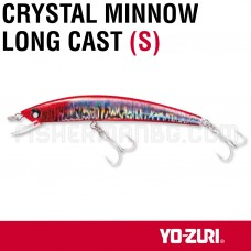 Воблер F 949 Crystal Minnow Holographic 9см 11г Longcast  Yo-Zuri