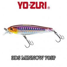 Воблер F 1135 3DS Minnow (Susp) 7см 7г Yo-Zuri