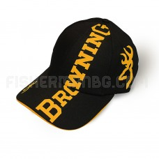 Шапка Browning  Baseball 100% памук